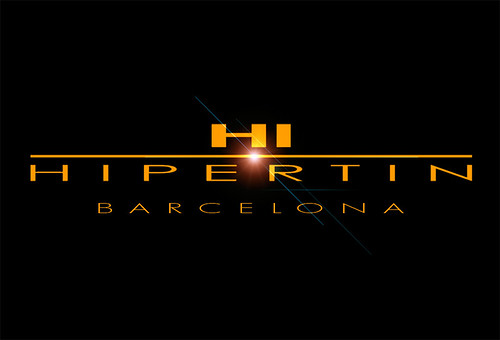 Design for Hipertin : Professional Hair & Beauty Products