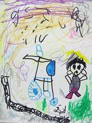 20081229-zozo畫去騎腳踏車