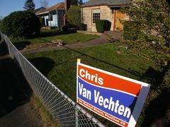 Who is Chris Van Vechten?