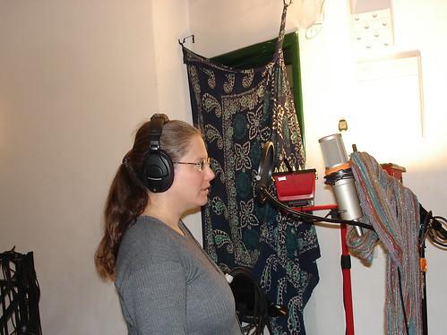 At the mic 1
