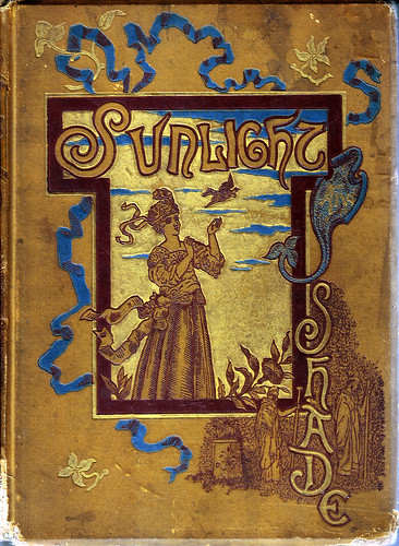"Cover of ""Sunlight & Shade"", 1883"