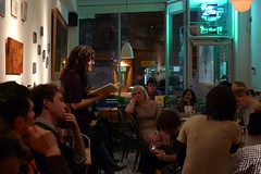 Reading at Roots & Vine