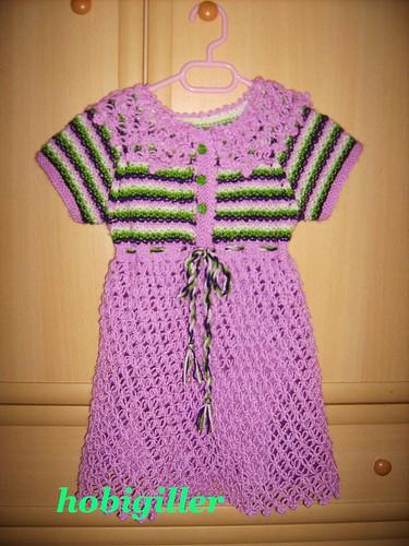 eflatun elbise