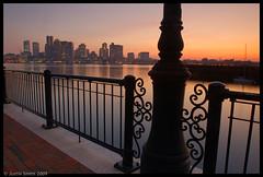 alternate take (Justin Smith - Photography) Tags: skyline nikond50 bostonma pierspark justinsmith nikon1735mmf28 leegndfilters