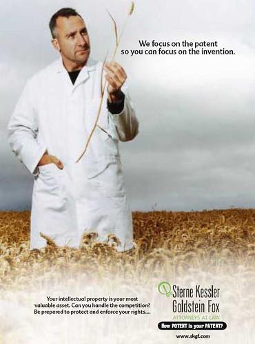 Sterne Kessler WHEAT ad -Ross Fishman Marketing