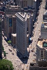 Flat-Iron Building New York