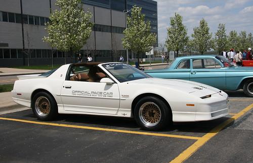 Pontiac Trans Am Pace Car