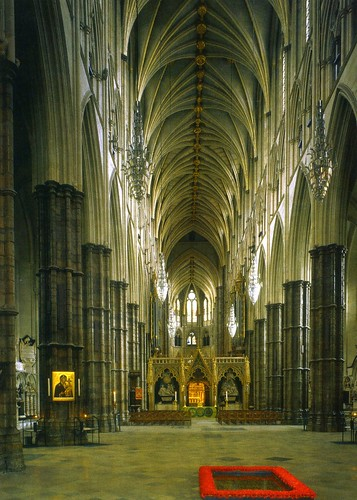 WA - nave looking east