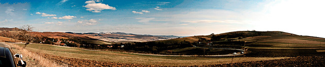 Panorama of Kenos