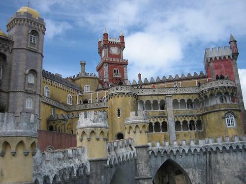 fairy tale Pena Palace