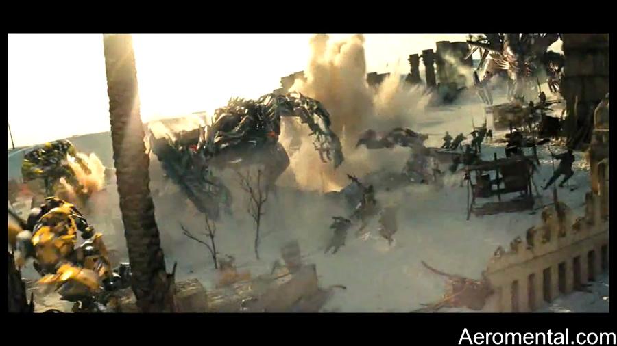 Egipto The fallen Autobots
