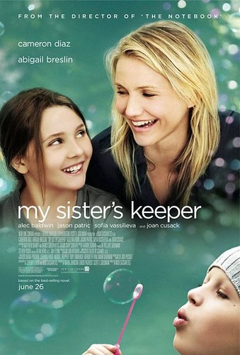 My Sister's Keeper synopsis poster