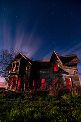 K20D0394. (Bob West) Tags: longexposure nightphotography ontario night fullmoon oldhouse moonlight nightshots startrails southwestontario bobwest k20d pentax1224