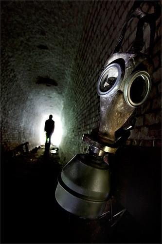 First World War Gas Mask. 1st World War gas mask