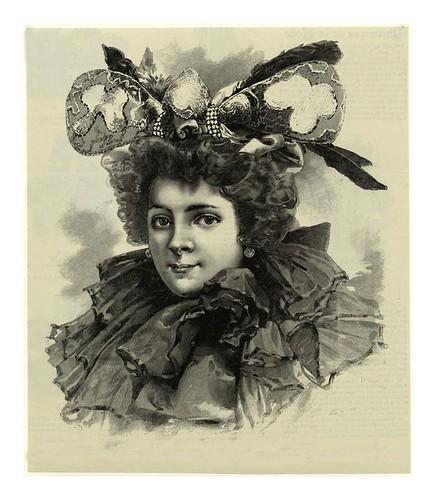 010-Sombrero de mujer 1895