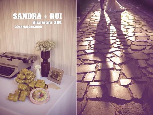 Sandra + Rui
