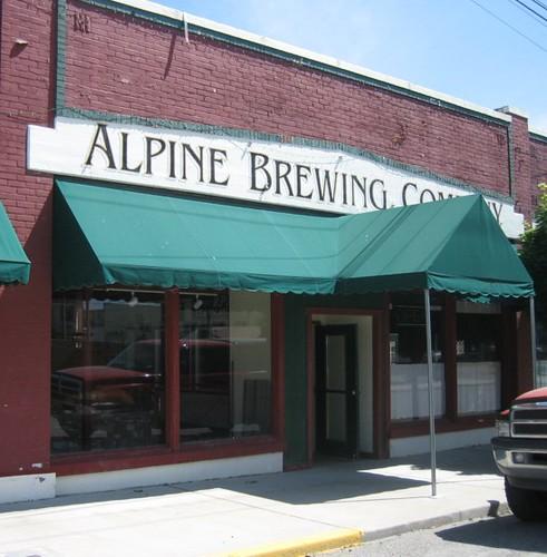 Alpine Brewing Company - Oroville, WA