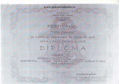 Diploma Livia Ilcau II