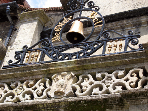 The Old Bell from Without