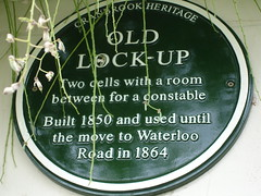 Photo of Green plaque number 1461