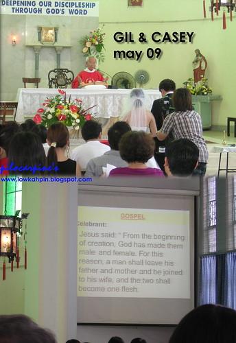 8 church wedding_gil casey by you.