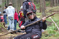 Vibe - Dunkeld 2009 (50) (stuntmansteve) Tags: downhill dunkeld sda viberacing