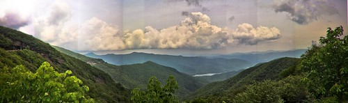 Blue Ridge Parkway Stitch