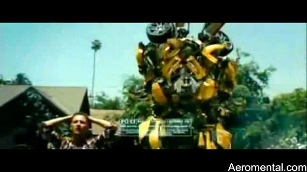 Tv Spot Transformers 2 Bumblebee cocina