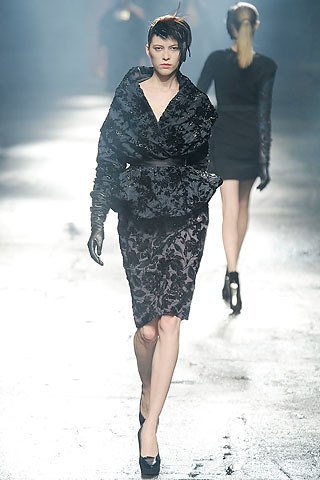 Lanvin Fall 2009 RTW Collection Review
