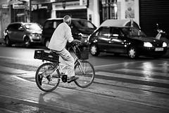 In Memoriam, Vicente Ferrer (1920-2009) (Perolo Orero - www.orerofotografia.com -) Tags: life street light people urban india man love luz valencia monochrome bicycle death hope monocromo yahoo calle google nikon imac peace nocturnal friendship gente bokeh retrato amor indian 14 picture 85mm paz www bicicleta muerte aid solidarity vida memory nocturna urbana fx amistad solidaridad hombre esperanza robbed memoria indio ayuda robado ind vicenteferrer d700 filntropo manuelorero
