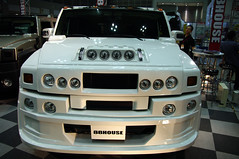Tokyo Special Import Car Show 2009 (076 of 150) (tokyofashion) Tags: auto show cars japan japanese tokyo autoshow hummer import 2009 tokyobigsight tokyospecialimportcarshow
