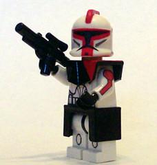 Arc Trooper (tbone_tbl) Tags: storm trooper star lego arc wars minifig custom clone minifigure