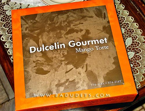 Dulcelins Mango Torte
