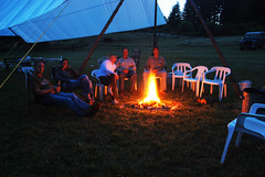 Camp fires still allowed, no other fires