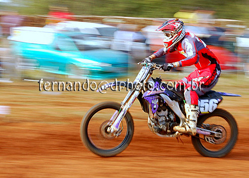 Deu Panning no Gaúcho de Motocross