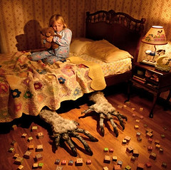 Worst Childhood Nightmares and Fears | HownWow.Com (HownWow.Com) Tags: childhood fear nightmare joshuahoffine