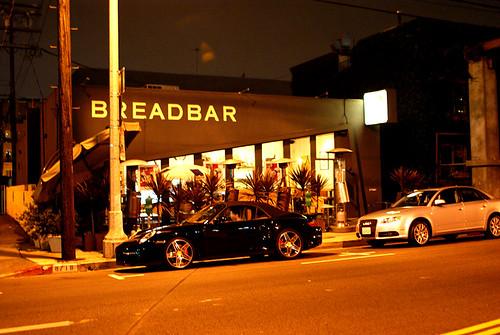 Front of Breadbar