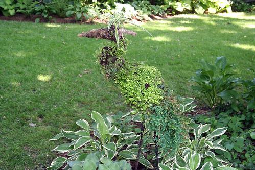 Bird Topiary
