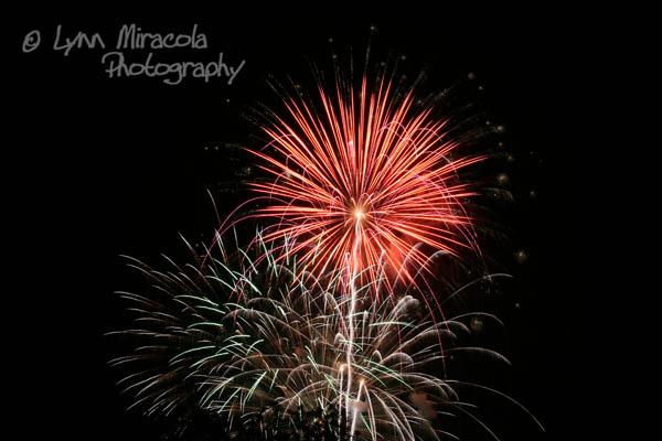 2009 Fireworks 1