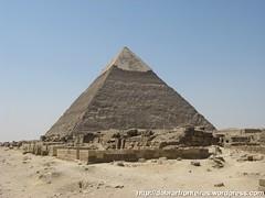 Piramides, Guizé, Egipto