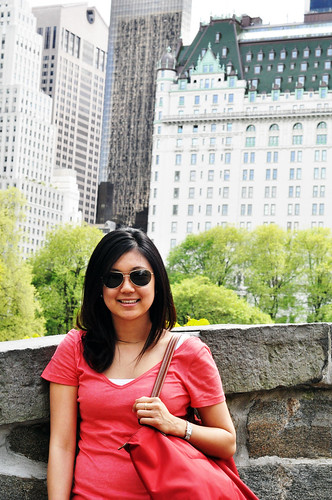 Central Park_Jackie