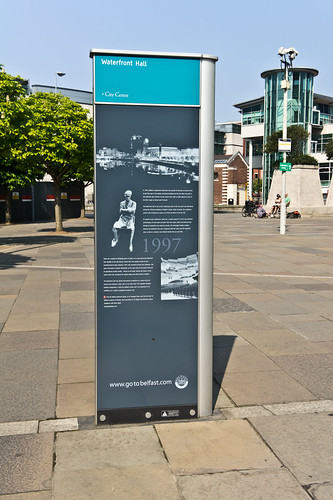 Belfast City - Waterfront Hall