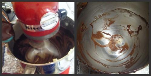chocolate cake collage2
