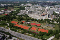 Olympiadorf & Tennisplätze