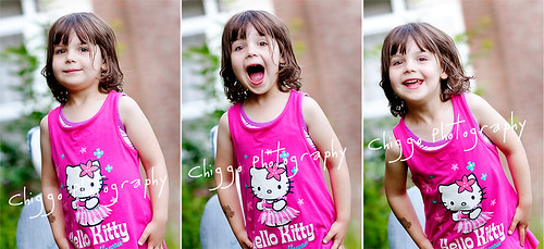 Hello Kitty by Chiggo