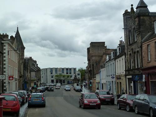 Street Scene, Linlithgow