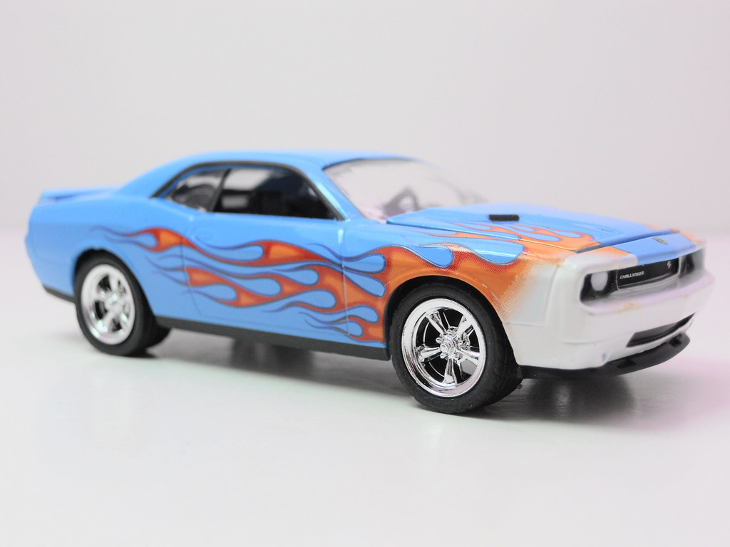 Challenger Flame Job - Page 5 - Dodge Challenger Forum ...