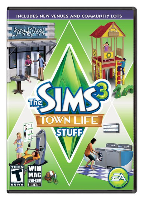 The Sims 3 Town Life Stuff (Info, Images & More) 5838693959_4f4707d26f_z