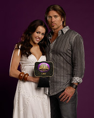 Miley and Billy Ray Cyrus (TeamMRC) Tags: music television montana ray nashville heart father country hannah daughter disney taylor billy swift cyrus 2008 channel achy breakout cmt miley breaky
