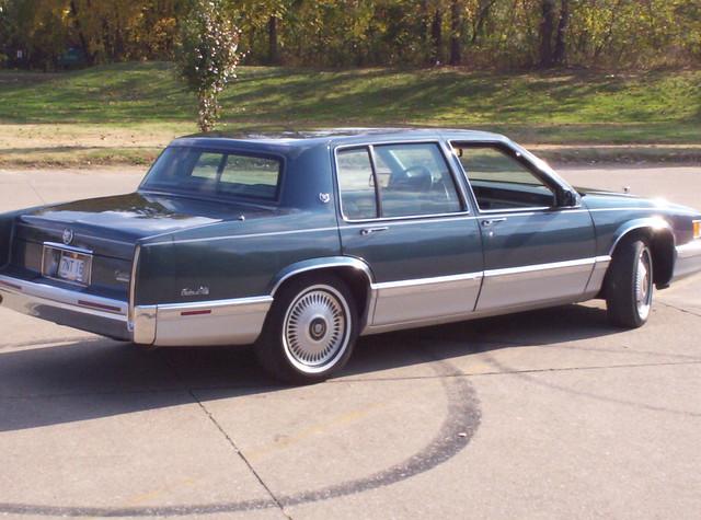 classic cadillac 1993 deville caddy caddi